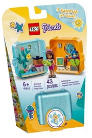 Konstruktors LEGO® Friends 41410 Andrea vasaras rotaļu kubs