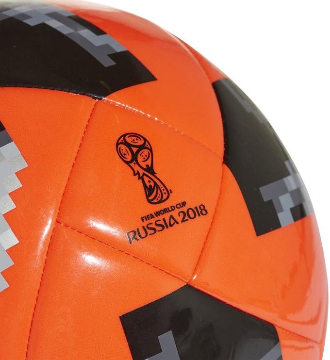 Adidas World Cup Glide 5 Orange/Black