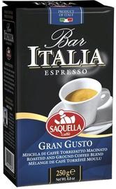 Saquella Bar Italia Espresso Gran Gusto 250g