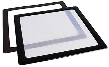 DEMCiflex Dust Filter 200mm Square Black/White DF0442