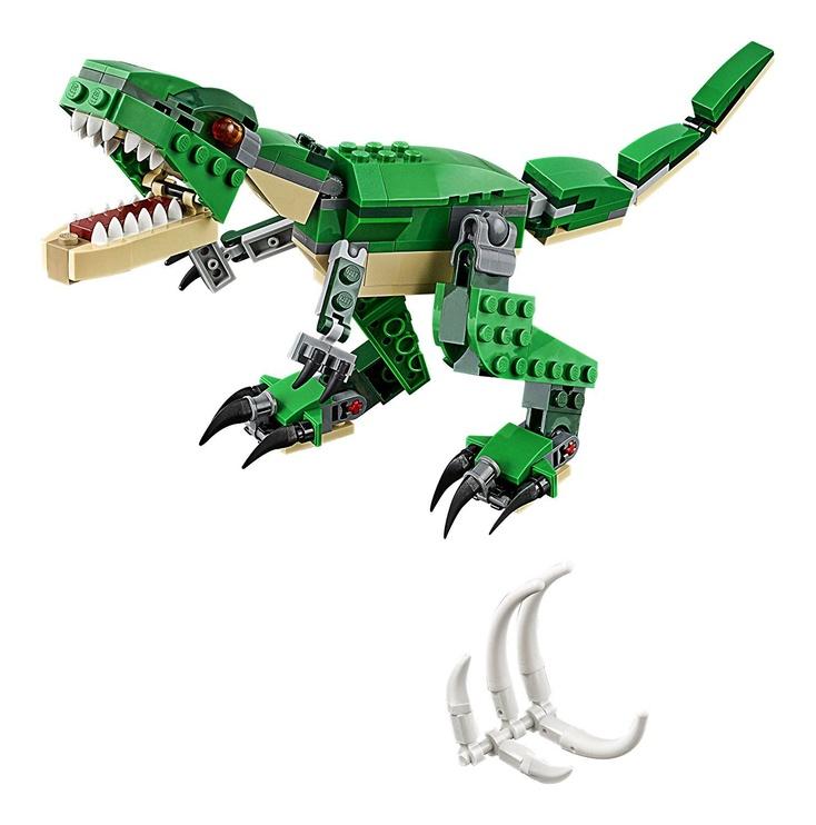 Конструктор LEGO Creator Mighty Dinosaurs 31058 31058, 174 шт.