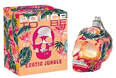 Parfüümvesi Police To Be Exotic Jungle Woman 125ml EDP