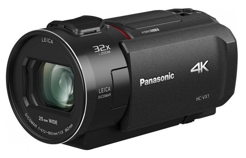 Panasonic HC-VX1EP 4K Black