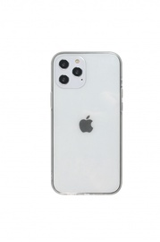 Just Must iPhone 12 Pro Max Back Cover Transparent