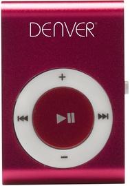 Музыкальный проигрыватель Denver MPS-110NF MK2, розовый, - ГБ