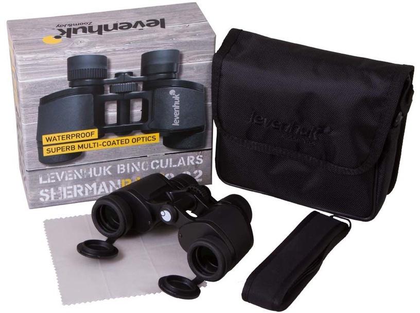 Levenhuk Sherman Base Plus 8x32 Binoculars