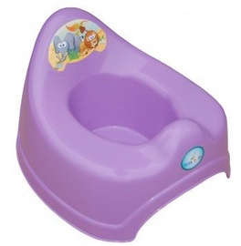 Tega Baby Safari Potty SF-001 Violet