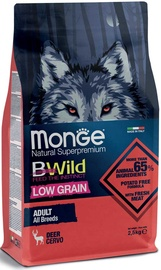 Monge BWild Low Grain Adult Deer 12kg