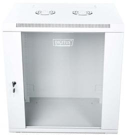 "Digitus Wall Cabinet 19"" 12U/450 mm Grey"
