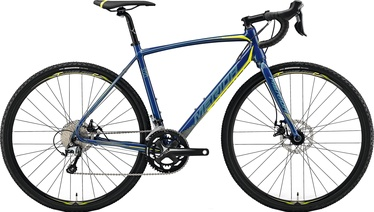 Merida Cyclo Cross 300 Blue/Yellow 52cm/S-M 2019
