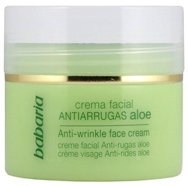 Babaria Aloe Vera Anti Wrinkle Face Cream 50ml