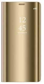 OEM Clear View Case For Samsung Galaxy S9 Gold