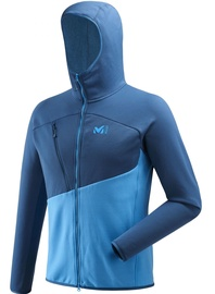 Millet Elevation Power Hoodie Blue M