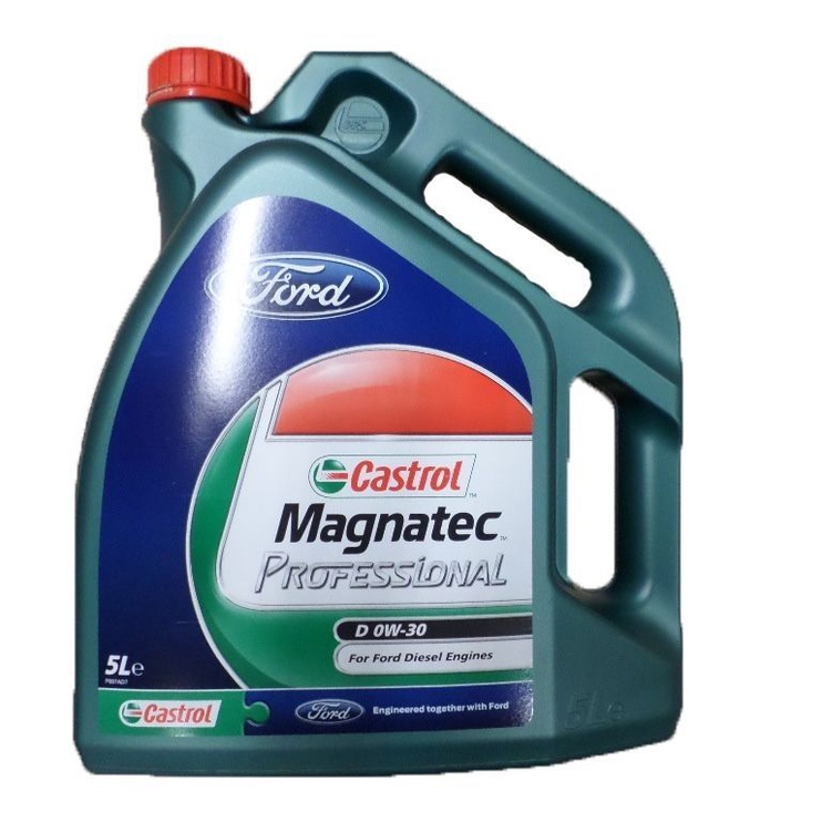 Castrol Magnatec Professioal D 0W30 Engine Oil 5l