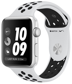 Apple Watch Series 3 42mm GPS NIKE+ Platinum/Black