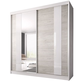 Idzczak Meble Wardrobe Multi 32 183cm White