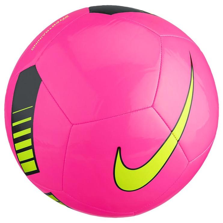 Nike Pitch Training 5 Pink Yellow Gray