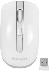 ActiveJet AMY-320 Wireless Optical Mouse White