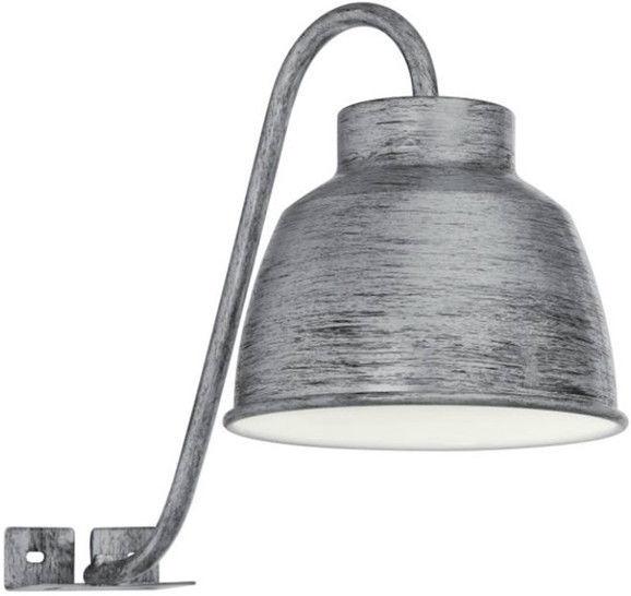Eglo Epila 96887 Wall Lamp 60W E27 Antique Silver