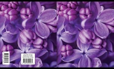 Jānis Roze Notebook A5 JR8 48 Pages Lilac