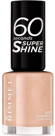 Rimmel London 60 Seconds Super Shine 8ml Nail Polish 500