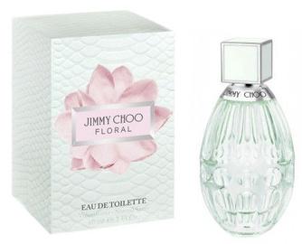 Parfüümid Jimmy Choo Floral, 60 ml EDT
