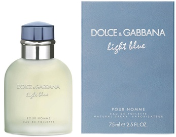 Tualetes ūdens Dolce & Gabbana Light Blue Pour Homme 75ml EDT