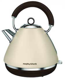 Morphy Richards Special Edition Accents Sand Traditional Kettle 102101
