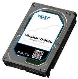 """Hitachi Ultrastar 7K6000 6TB 7200RPM 3.5"""" 128MB SATAIII 0F23001"""