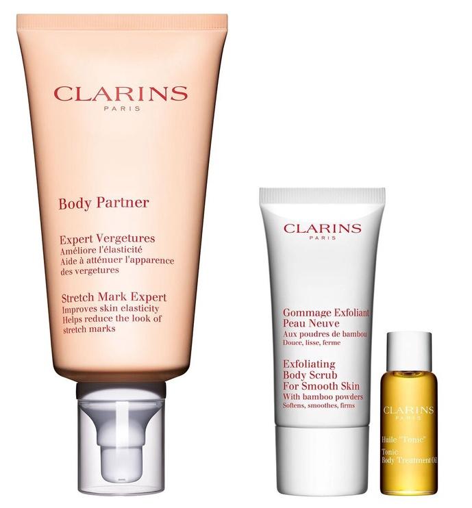 Комплект Clarins Body Partner, 215 мл