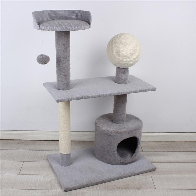 Когтеточка для кота 117257, 40.5 x 60.5 x 97 см