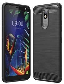 Hurtel Carbon Back Case For LG K40 Black