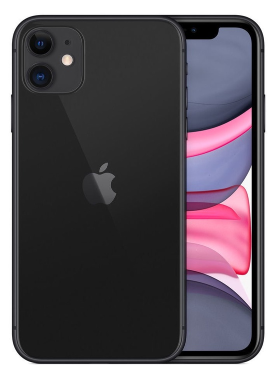 Mobilusis telefonas Apple iPhone 11 64GB Black