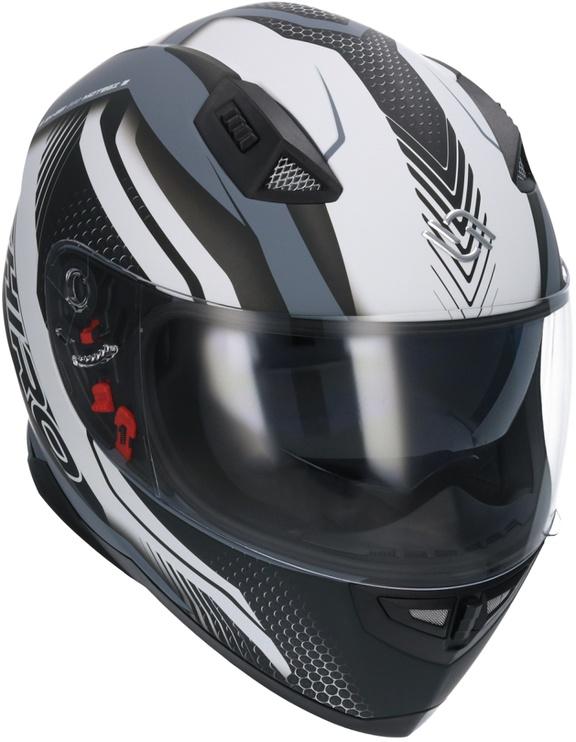 Шлем Shiro Motegi II SH-881SV, L
