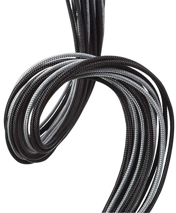 Phanteks PH-CB-CMBO Sleeved Cable Kit Black/Gray