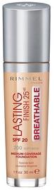 Rimmel London Lasting Finish Breathable Foundation 30ml 200