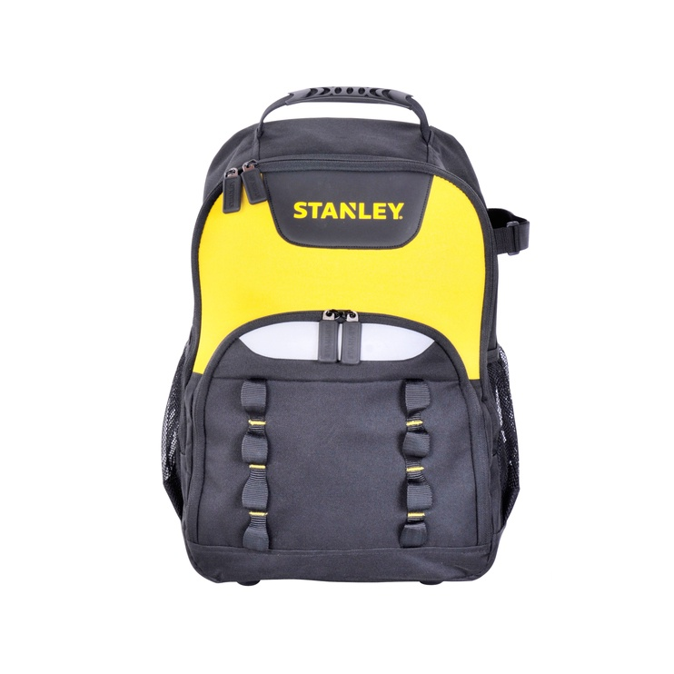 Stanley STST1-72335 Tool Backpack Black/Yellow