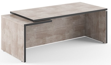 Skyland Executive Desk TCT 229L Oak Canyon