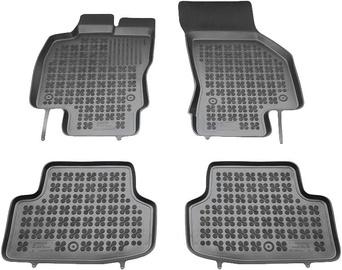 Gumijas automašīnas paklājs REZAW-PLAST Seat Leon III 2013, 4 gab.