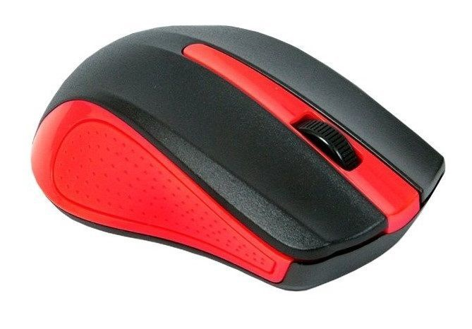 Omega OM-419 Wireless Mouse Red