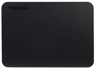 Жесткий диск Toshiba HDTB410EK3ABH, HDD, 1 TB, черный