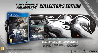 Tony Hawk's Pro Skater 1+2 Collector's Edition PS4
