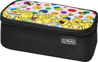 Penalas, Herlitz Pencil Pouch Beatbox SmileyWorld Rainbow Faces