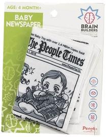 """Neplyštantis """"Brain Builders"""" laikraštis """"KŪDIKIŲ ŽINIOS"""""""