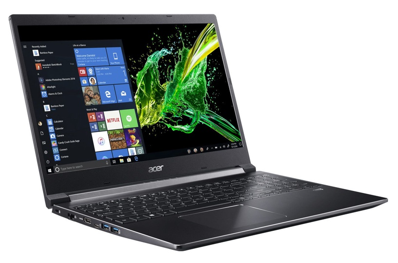 Acer Aspire 7 A715-74G Black NH.Q5TEL.00M