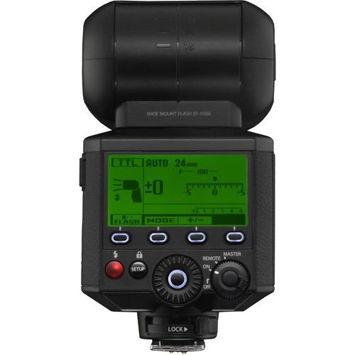Fujifilm EF-X500 External Flash