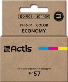 Кассета для принтера Actis Cartridge KH-57R For HP 21ml Multicolor