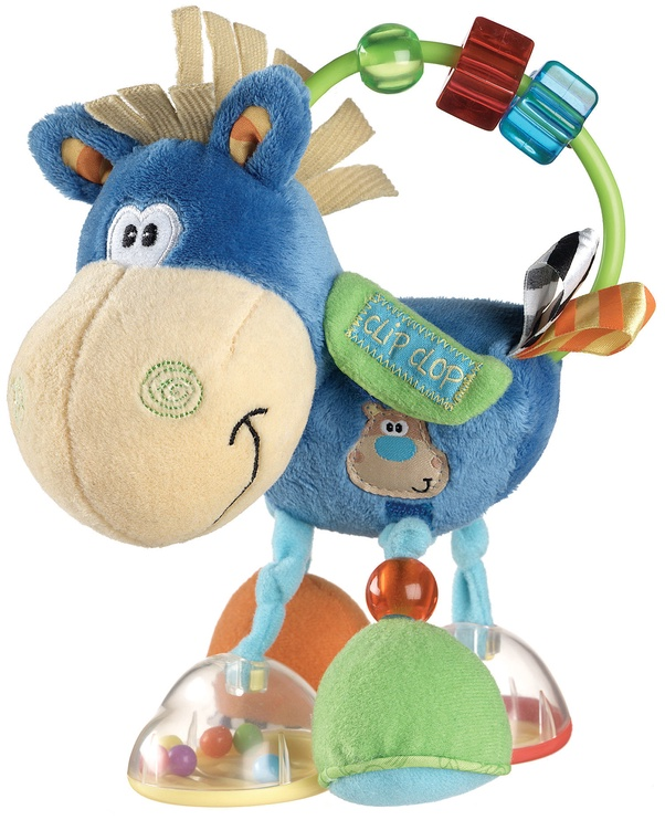 Playgro Clip Clop Activity Rattle 0101145