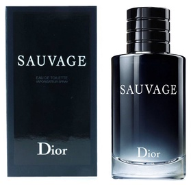 Tualetes ūdens Christian Dior Sauvage 60ml EDT