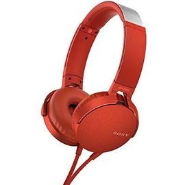 Ausinės Sony MDRXB550APB.CE7 Red